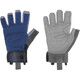 Black Diamond Crag Half-Finger Gloves grey/blue